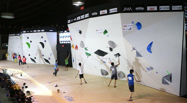 【募集要項発表】第13回ボルダリングジャパンカップ一般参加選手選考会
