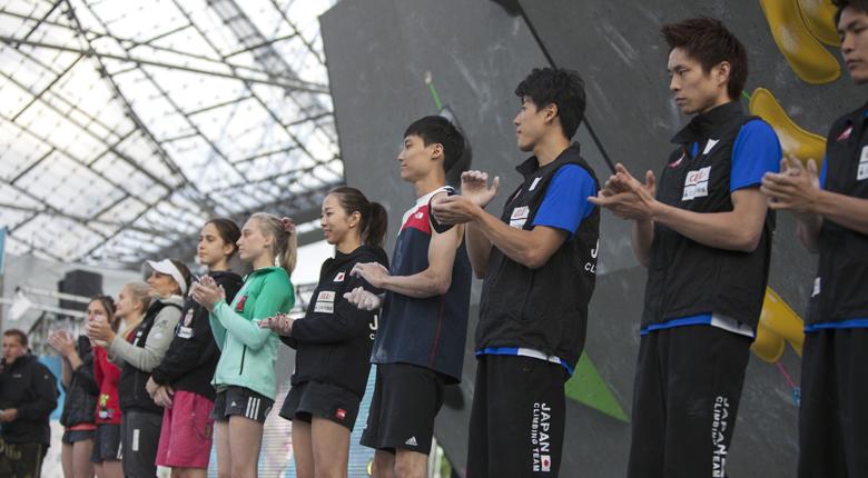 2018年のボルダリング王者は? 4.13開幕!ワールドカップ展望