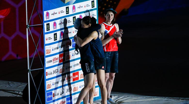 【フォトギャラリー】ボルダリングW杯2018 八王子大会