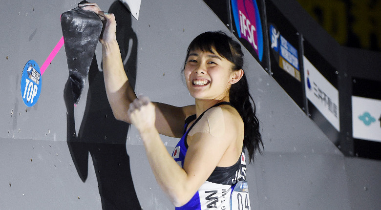 日本男女6名が決勝へ!伊藤ふたばが初のファイナル/ボルダリングW杯2018第5戦 八王子大会