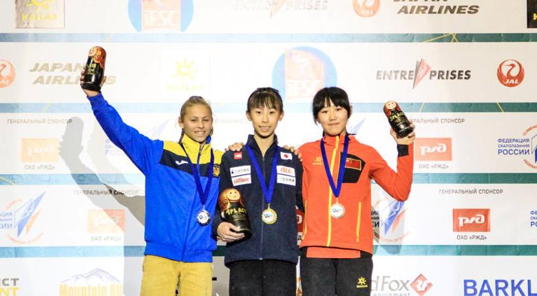 谷井菜月が金!日本代表、14のメダルを手に大会を締めくくる/世界ユース選手権2018