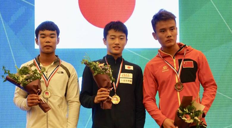 抜井亮瑛、日本人初のスピード金メダル!/アジアユース選手権2018【大会最終日】