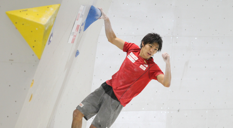 楢崎智亜、中村真緒が首位通過。ファイナリスト6名が決定/第14回ボルダリングジャパンカップ【準決勝】