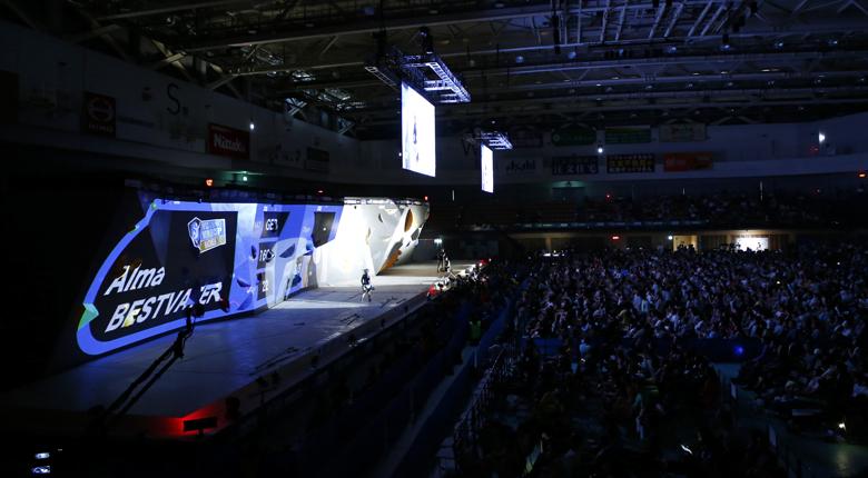 クライミング世界選手権2019八王子大会のチケット概要が発表