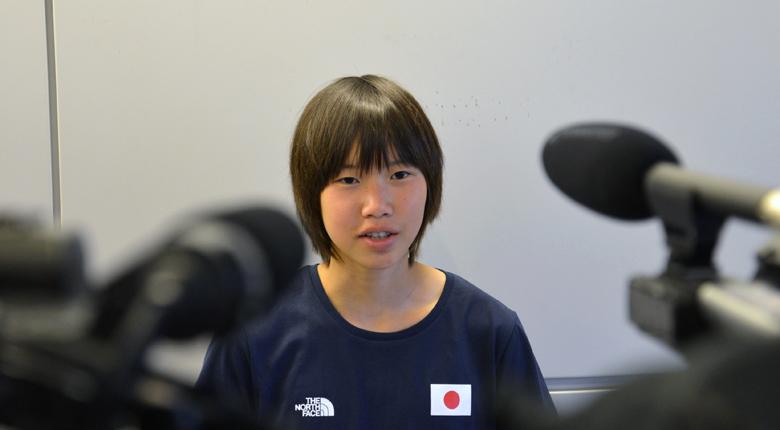 森秋彩「悔しさが今後のモチベーションに繋がる」。W杯欧州遠征から日本代表が帰国