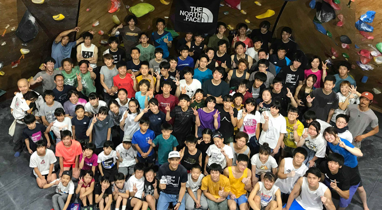 開幕!「THE NORTH FACE CUP 2020」