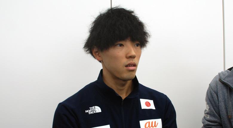 五輪予選に向け、スポーツクライミング日本代表が出発