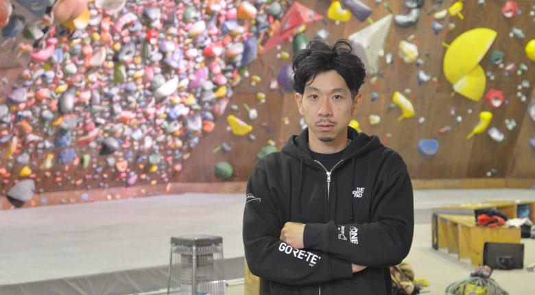 目指すはクライミングの甲子園?THE NORTH FACE CUPの「かじ取り役」杉田雅俊