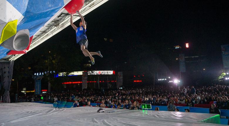 国際スポーツクライミング連盟が新型肺炎で支援。中国での国際大会は延期・中止の可能性も