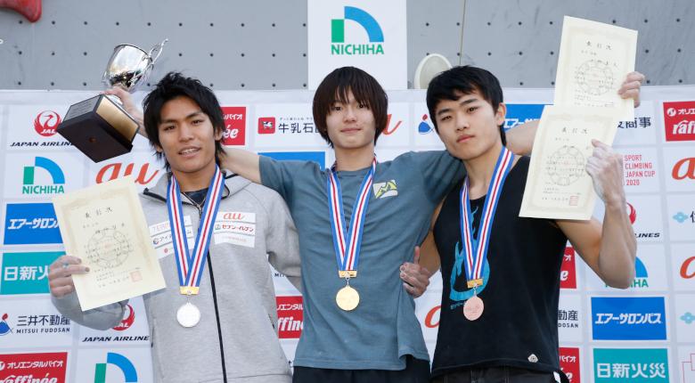 土肥圭太が国内シニア初制覇!スピードジャパンカップ2020【男子】