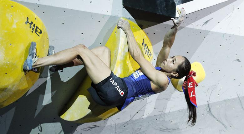 スポーツクライミングの東京五輪出場権は維持の方針