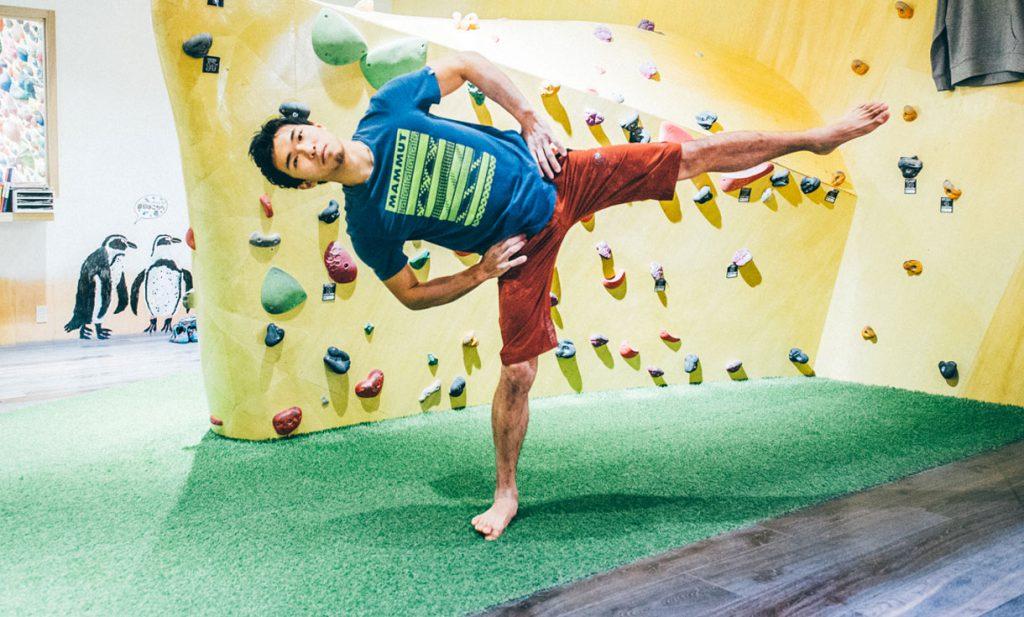 ボルダリングに活きる!自宅で出来る自重トレーニング