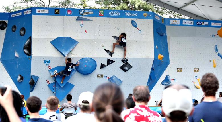 8月のIFSC世界ユース選手権ヴォロネジ大会は来年実施へ