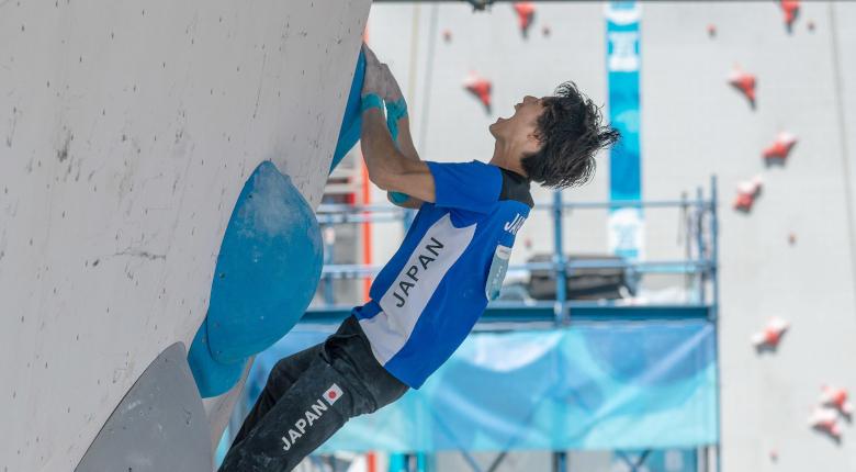 土肥圭太が初代王者に輝いたユース五輪2018年大会 IFSCがリプレイ配信
