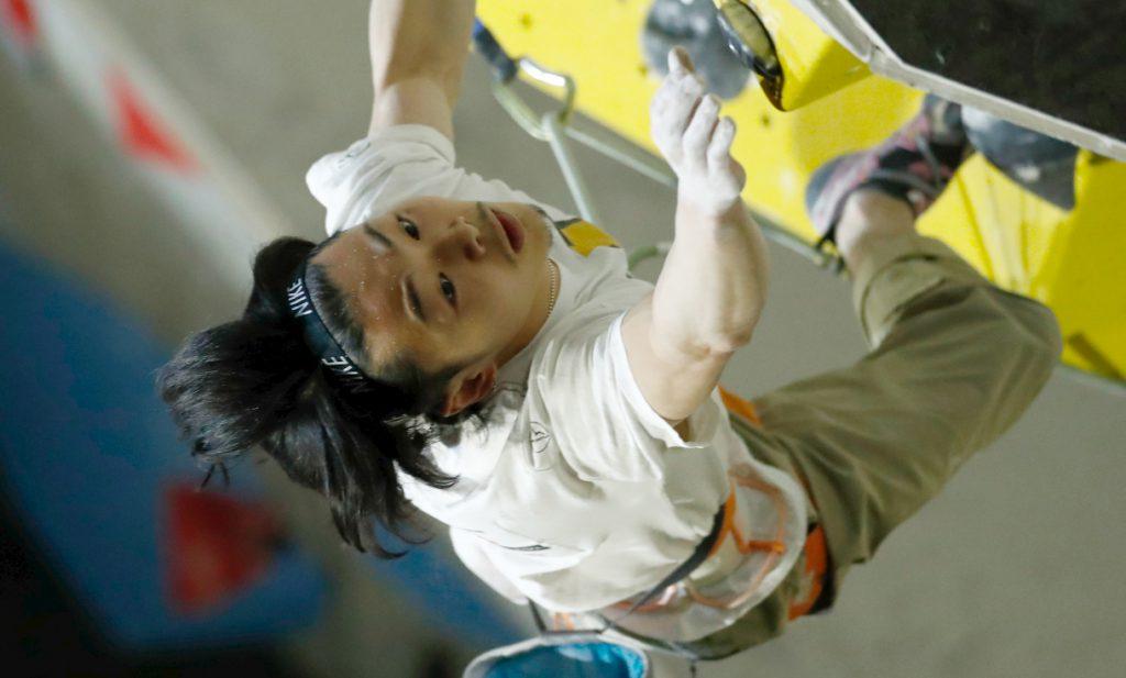 清水裕登 日本男子5人目のリードW杯王者