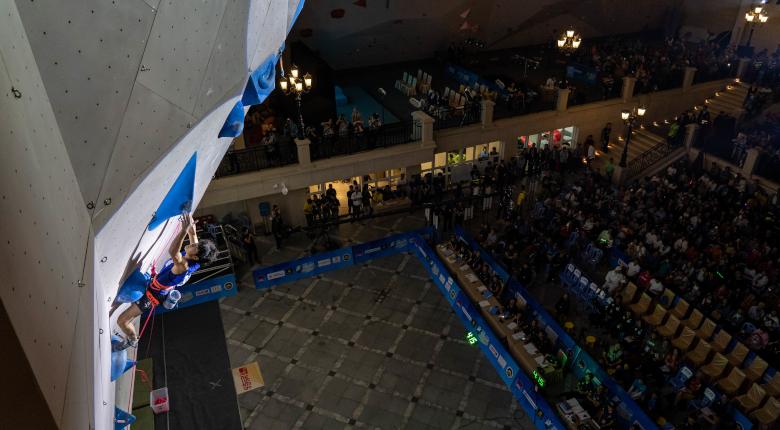 クライミングアジア選手権2020が中止