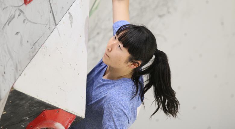 倉菜々子が女子4冠 スポーツクライミングジャパンツアー2020の全日程が終了