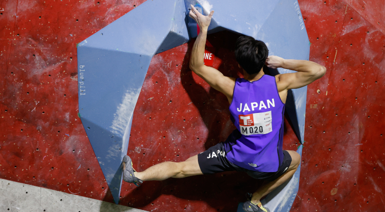 パリ五輪に向けたスポーツクライミング第1期強化選手、第1期スピード育成選手が発表