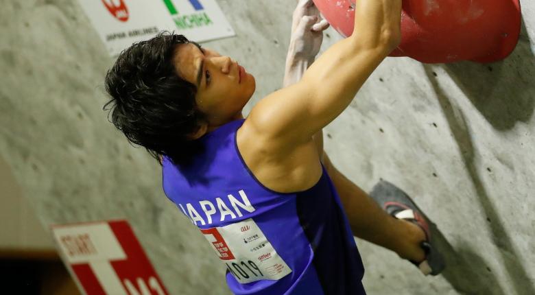 ボルダリングW杯2021シーズンの日本代表が発表
